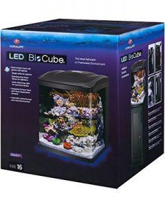 Coralife Fish Tank LED BioCube Aquarium Starter Kits